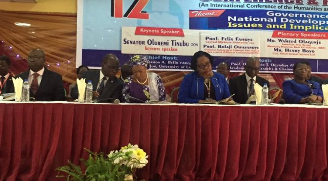 GOVERNANCE AND NATIONAL DEVELOPMENT: ISSUES AND IMPLICATIONS